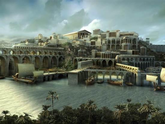 Grandes misterios sin resolver - Atlantis