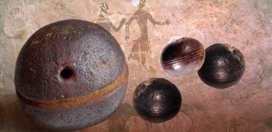 Grandes misterios sin resolver - Esferas ranuradas