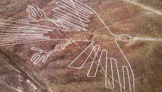 Grandes Misterios sin resolver - Lineas de Nazca