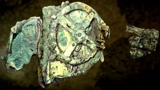 Grandes misterios sin resolver - Mecanismo de Anticitera