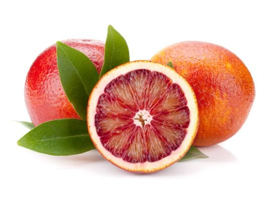 Superalimentos - Naranja Sanguina