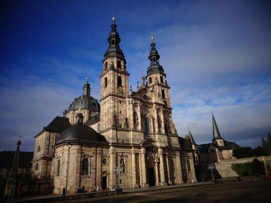 abadía de Fulda, alemania