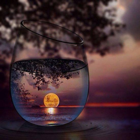 agua de luna llena rituales