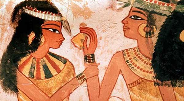 ajo Egipto