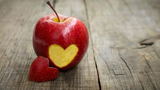 amarre de amor manzana