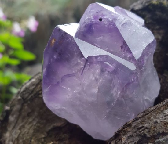 cristales amatista