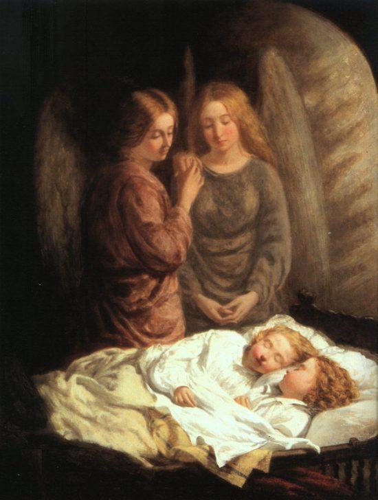 Angel de la Guarda - Cama