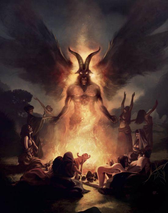 aquelarre satanas