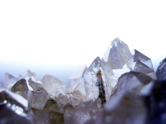 cristal cuarzo