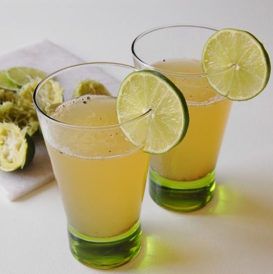 Bebidas refrescantes para este verano - Limonada