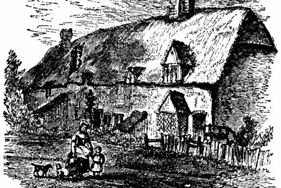 Brujas Reales - Casa de la Madre Shipton