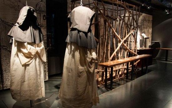 Brujas reales - Escena del museo de Zugarramurdi