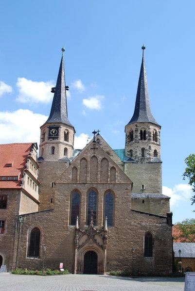 Catedral de Merseburg, Alemania