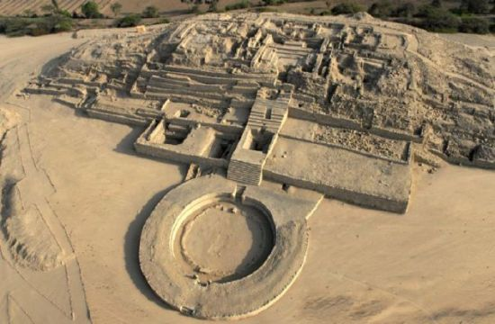 Civiliazaciones antiguas - Caral