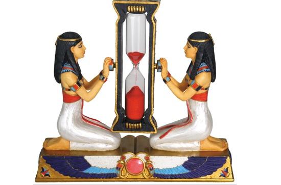 Civilizaciones antiguas - Reloj de Arena