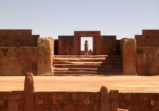 Civiliazaciones antiguas - Tiahuanaco