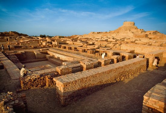 Civiliazaciones antiguas - Valle del Indo