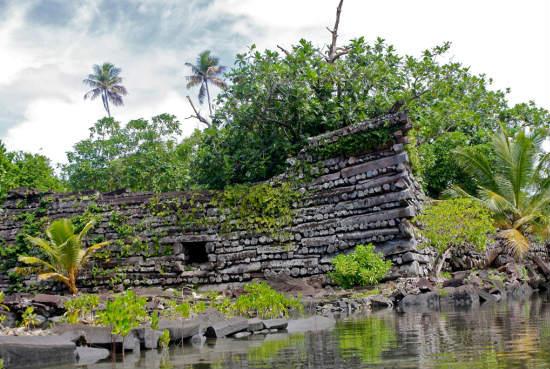 Construcciones Nan Madol