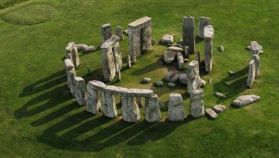 Construcciones - Stonehenge
