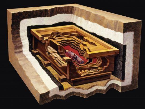 descubrimiento de la momia mejor conservada