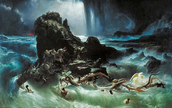 los reyes sumerios y el diluvio universal