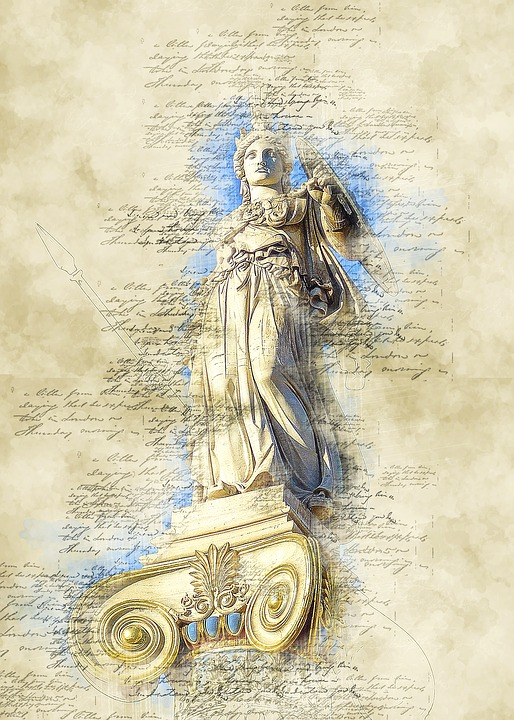 Diosas femeninas - Atenea
