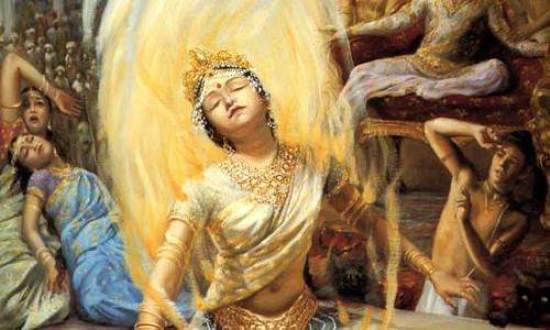 Diosas Hindúes - Satí