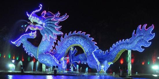 Dragón Chino - Fuente