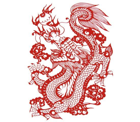 Dragón Chino - Signo Horóscopo