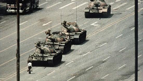 Efecto Mandela - Masacre en China