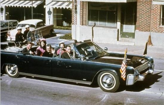 Efecto Mandela - Asesinato de Kennedy