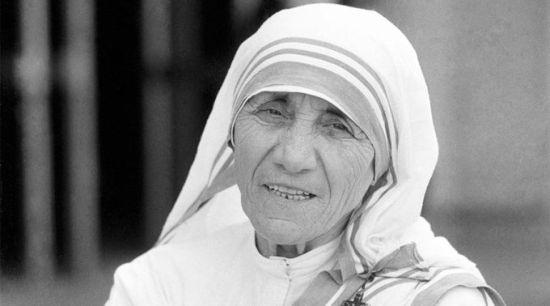 Efecto Mandela - Santa Madre Teresa de Calcuta
