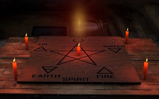 Elementales wicca