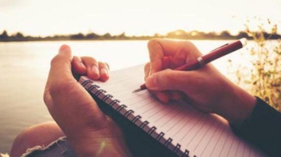 escritura libre estres calma