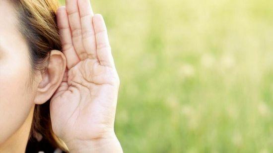escuchar nturaleza sentidos percepcion