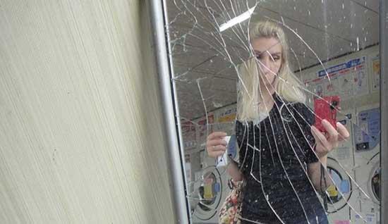 espejos rotos feng shui