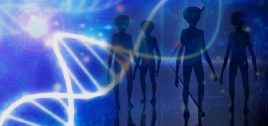 Factor Rh Negativo - Extraterrestres