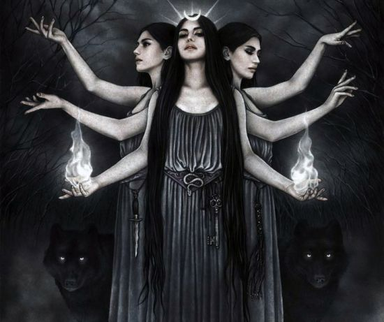 diosa triple