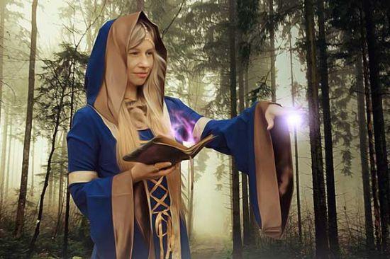 hechizos de magia blanca antiguos