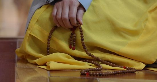 Japa Mala - Budismo