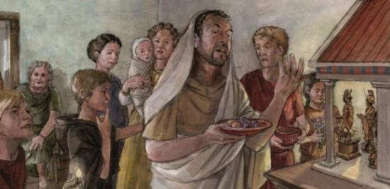 Festivales romanos de la muerte - Lemuralia