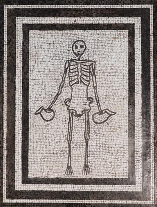 Festivales romanos de la muerte - Lemures