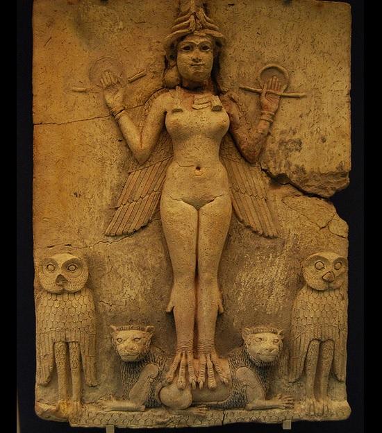 Diosa Lilith