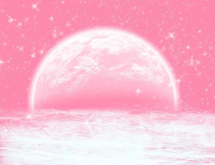 La luna rosada y sus poderes mágicos para cumplir tus deseos