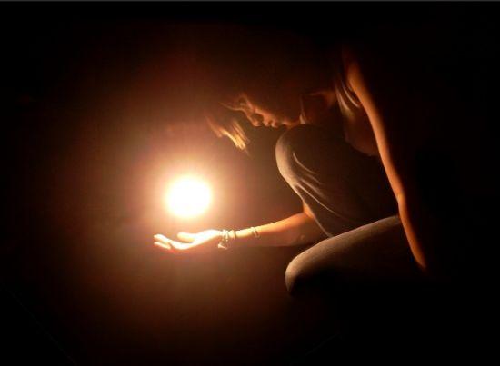 luz cuerpo astral