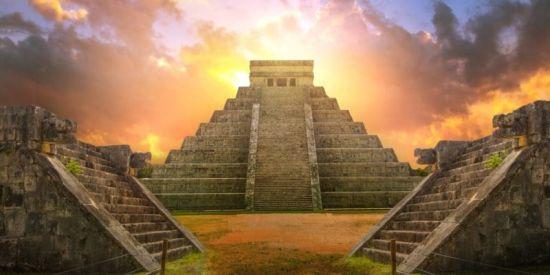 desaparición de la civilización maya