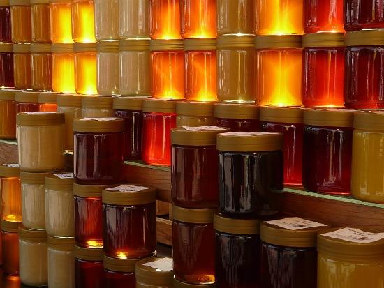 Miel de exportación