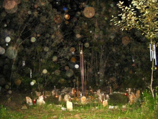 Orbs - Centro espiritista Umbanda Ogum de Ronda