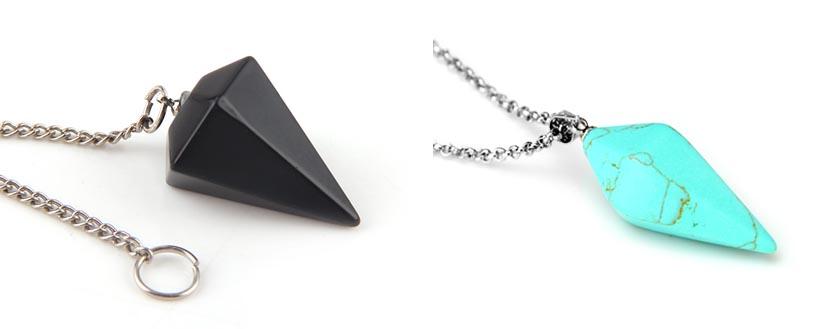 péndulo amuleto