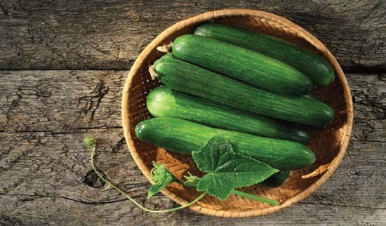 Beneficios del pepino